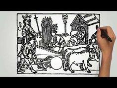 Talonpojan elämää keskiajalla - YouTube