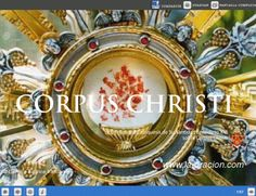 Material de meditación para la solemnidad del Corpus Christi