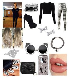 """""""Date With Luke"""" by miamaique ❤ liked on Polyvore"""
