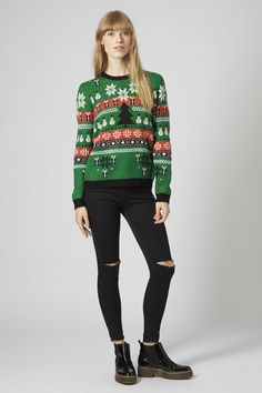 8d6ba815ab322 38 The Best (Worst) Christmas Jumpers images in 2014 | Christmas ...