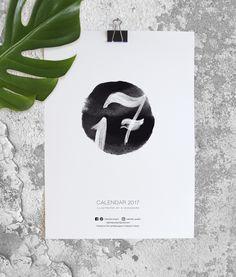 Cover of our new Calendar 17! Cover illustration by designer Sini Henttonen.