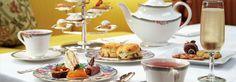 Tea at the Fairmont Hotels