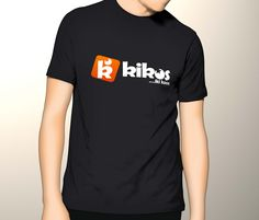 5439b097 kikos hitam Unisex Fashion, Evolution, Shirt Designs, Black Men, Robot,  Black