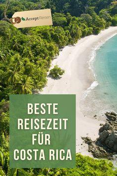 Du planst eine Costa Rica Reise, dann zeigen wir dir, wann die beste Reisezeit ist. Hier findest du alles Wichtige zum Klima und den Tierereignissen Monat für Monat, sowie Reisezeiten-Empfehlungen für unterschiedliche Reisearten... Costa Rica Reisen, Monat, Strand, Cool Pictures, Beach, Amazing, Water, Travel, Outdoor