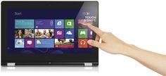 Lenovo Windows 8 Touchscreen Convertibles & Tablets