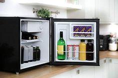 Russell Hobbs RHTTLF1B Black Table Top Fridge, 45 Litre: Amazon.co.uk: Large Appliances
