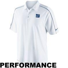 Mens New York Giants Nike Royal Elite Coaches Polo