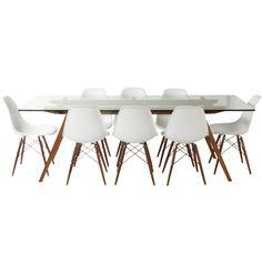 Modernist Dining Package - Matt Blatt