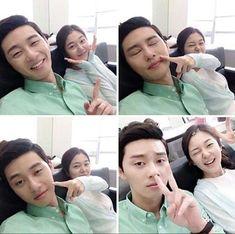 Park Seo Joon Instagram, High School Dating, Baek Jin Hee, Love At First Sight, Korean Actors, Pretty Boys, Falling In Love, Kdrama, Daddy