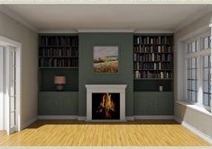 Sie möchten gern einen Kamin als Blickfang installieren und ärgern sich darüber, dass er zu weit im Raum steht? 40 cm Abstand zu brennbaren Materialien. Spezielle Vorschriften bei Benutzung in Räumen mit Lüftungssystemen. Und die Größe des Kamineinsa