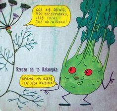 """KUFFEREK: """"NA STRAGANIE"""", """"NA WYSPACH BERGAMUTACH"""" Jan Brzechwa Book Illustrations, Vintage Children, Day, Vintage Kids"""