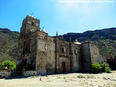 San Javier Mission in Loreto, Mexico..... this place is very special to me.