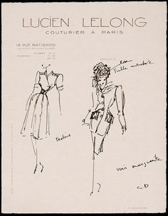 2 | 21 Illustrations Of Fashion's Finest, From Dior To Pucci | Co.Design | business + design