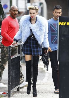 Outfits Only Miley Cyrus Can Pull Off