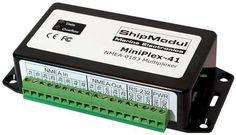NMEA multiplexer met USB