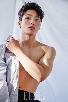 Yeo Jin Goo Elle Korea
