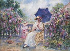 On the Terrace, Henri Lebasque
