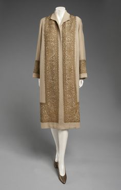 Coat, Jeanne Lanvin, 1924, The Philadelphia Museum of Art
