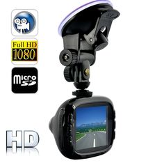 Car DVR - 1080p, HDMI, Motion Detection, 16x Zoom, Nightvision =====> Heading on a road trip with your family or friends? Simply mount this mini DVR on your windshield and catch what you see on the road in crystal clear 1080p HD video: breathtaking views, interesting events, etc. Supporting micro SD card up to 32G, it lets you record hours of high quality videos. Best of all, with the powerful night vision functionality, this is one DVR that works all day and night.