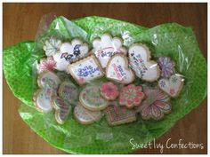 "Gluten-Free cookies ""Sisterly Love""...Sweet Ivy Confections"