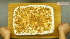 Aceasta este una dintre cele mai bune prajituri de casă : Prăjitură cu nucă și krantz! - savuros.info Mai, Macaroni And Cheese, Caramel, Cakes, Ethnic Recipes, Desserts, Food, Sticky Toffee, Tailgate Desserts