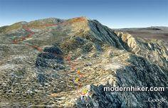 Hiking Mount San Jacinto via Mountain Station