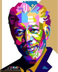 Wedha's Pop Art Portrait Pop Art Portraits, Portrait Art, Face Illustration, Digital Illustration, Pop Art Face, Vector Pop, Pop Art Posters, Stoner Art, Painting Wallpaper