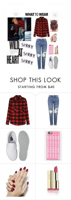 """""""Twinning with the Biebs"""" by karlaortez on Polyvore featuring Justin Bieber, Topshop, Vans and Casetify"""