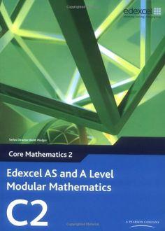 Edexcel Mathematics Core Mathematics 2 C2 Pdf Download e-Book