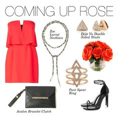 Stella & Dot - Coming Up Rose #stelladot #stelladotstyle #womensfashion #rosegold Polyvore