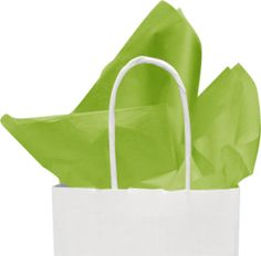 SPRING - Special Order Tissue Oasis Green
