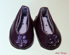 American Girl doll shoes on Doll Things