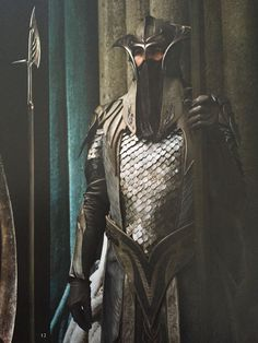 Mirkwood Elf Palace Guard costume