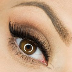Makeup Application for that special day - #prettybrowneyes