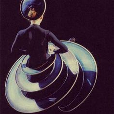 Oskar Schlemmer Triadic Ballet - The Bauhaus Movement #OtrasDemencias Triadisches Ballett