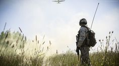 soldier wallpaper military