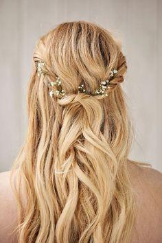 Pretty Little Liars Star Sasha Pieterse Tests 3 Wedding Hairstyles