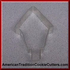 This is a 4.5 inch Birdhouse Cookie Cutter. It is 1 inch high. It is made of tinplate steel.  It is made in the USA. All our cookie cutters are $0.90 each.