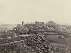 Η Ακρόπολη. Φωτογραφία από τη συλλογή του ΜΟΜΑ. © Francis Frith