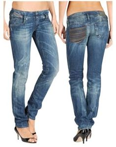 7c2c6425739 Diesel S8v Matic Low Rise Skinny Jeans Size 28 (4, S) 26% off retail