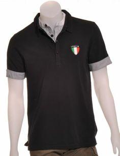 SALDI MAGLIETTA T-SHIRT ESERCITO ITALIANO MANICA CORTA MAGLIA SPORTIVA POLO | eBay