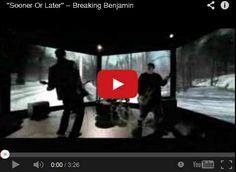 Watch: Breaking Benjamin - Sooner Or Later See lyrics here: http://breakingbenjaminlyrics.blogspot.com/2011/12/sooner-or-later-lyrics-breaking.html #lyricsdome