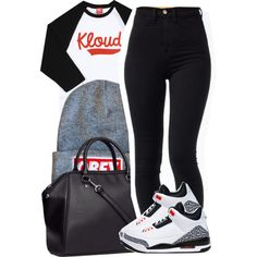 Untitled #1095, created by ayline-somindless4rayray on Polyvore