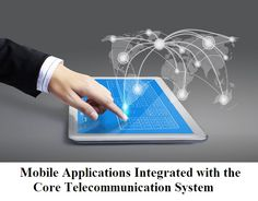 Cygnet's comprehensive experience developing mobile solutions to telecommunication industry for product online fax, online backup, and online phone systems.