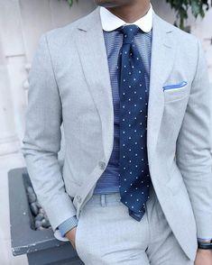 いいね!958件、コメント16件 ― Better Fellowさん(@betterfellow)のInstagramアカウント: 「It's @perkensbienaime killin' it with the blues and grays. What do you think of this suit? 」