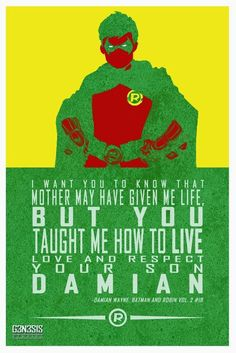 DC Comics Quotes - Visit to grab an amazing super hero shirt now on sale!