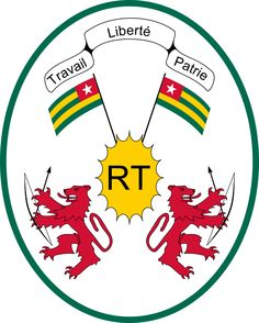 Coat of arms of Togo.svg