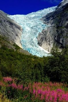 Jostedalsbreen National Park, Norway