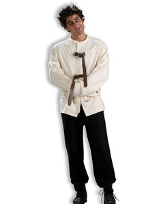 Details about Halloween Costume Asylum Patient Straight Jacket | I ...
