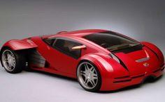 Lexus 2054 Concept, de Minority Report